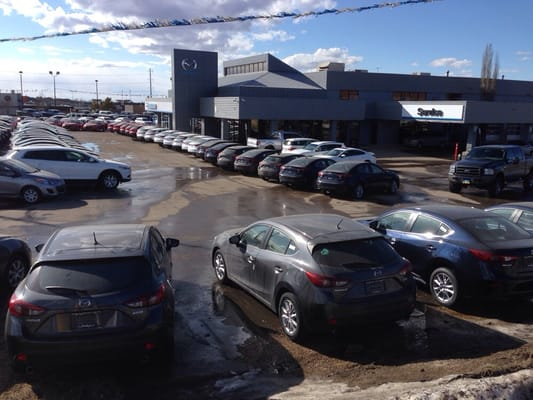Mazda Dealership Near Me >> Park Mazda - Sherwood Park, AB, Canada | Yelp