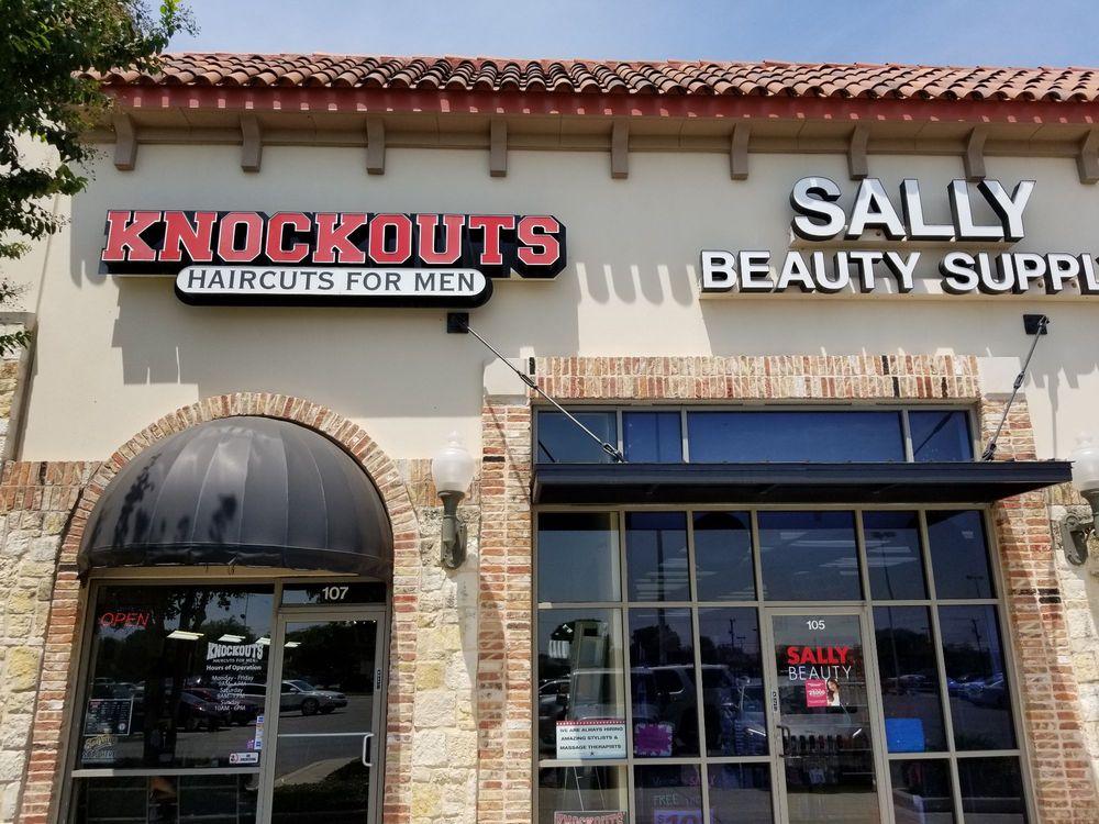 Knockouts Haircuts For Men Mens Hair Salons 1205 North Loop