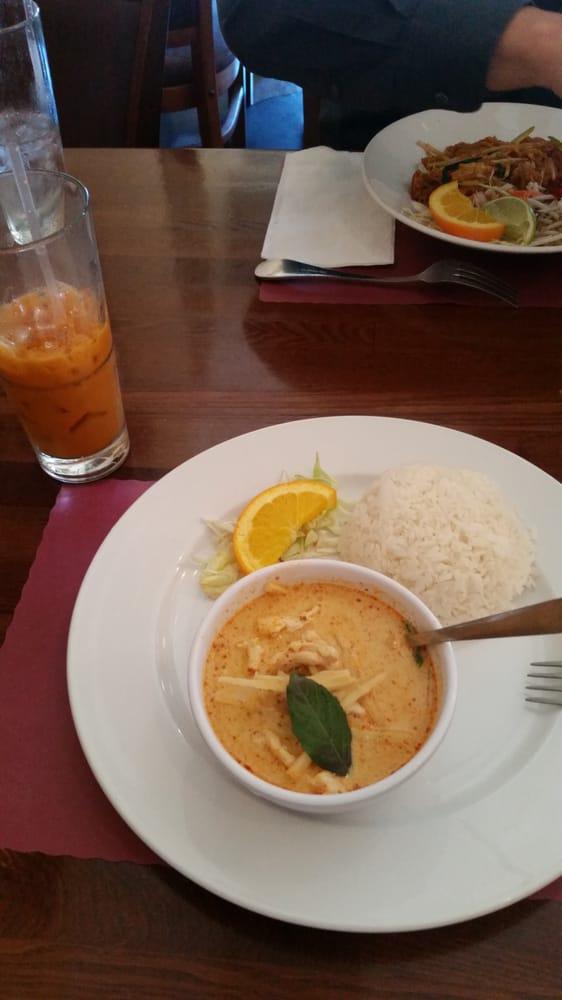 Thai Food Near Seal Beach