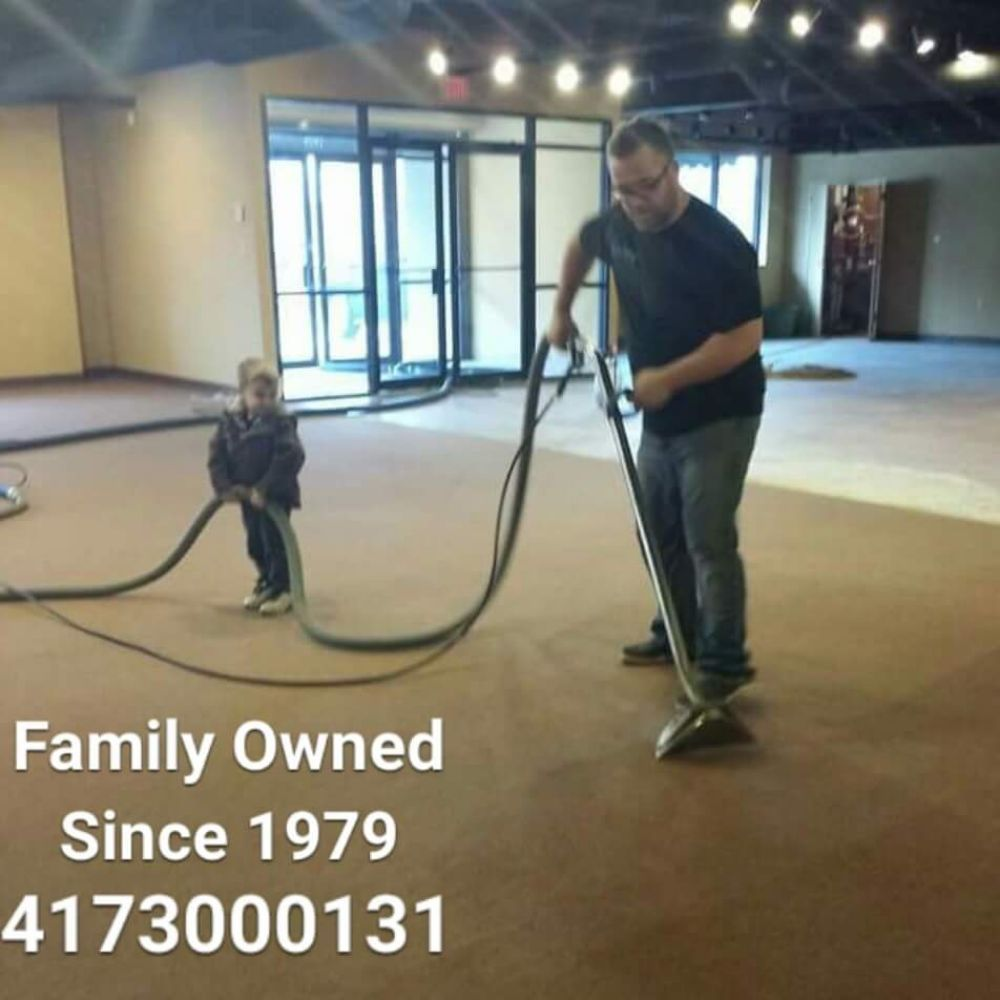 Steam Master Carpet Care: Nixa, MO