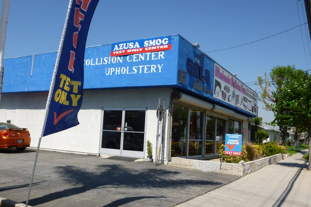 Azusa Smog Test Only Center 10 Reviews Motor Vehicle Inspection Testing 701 E Arrow Hwy