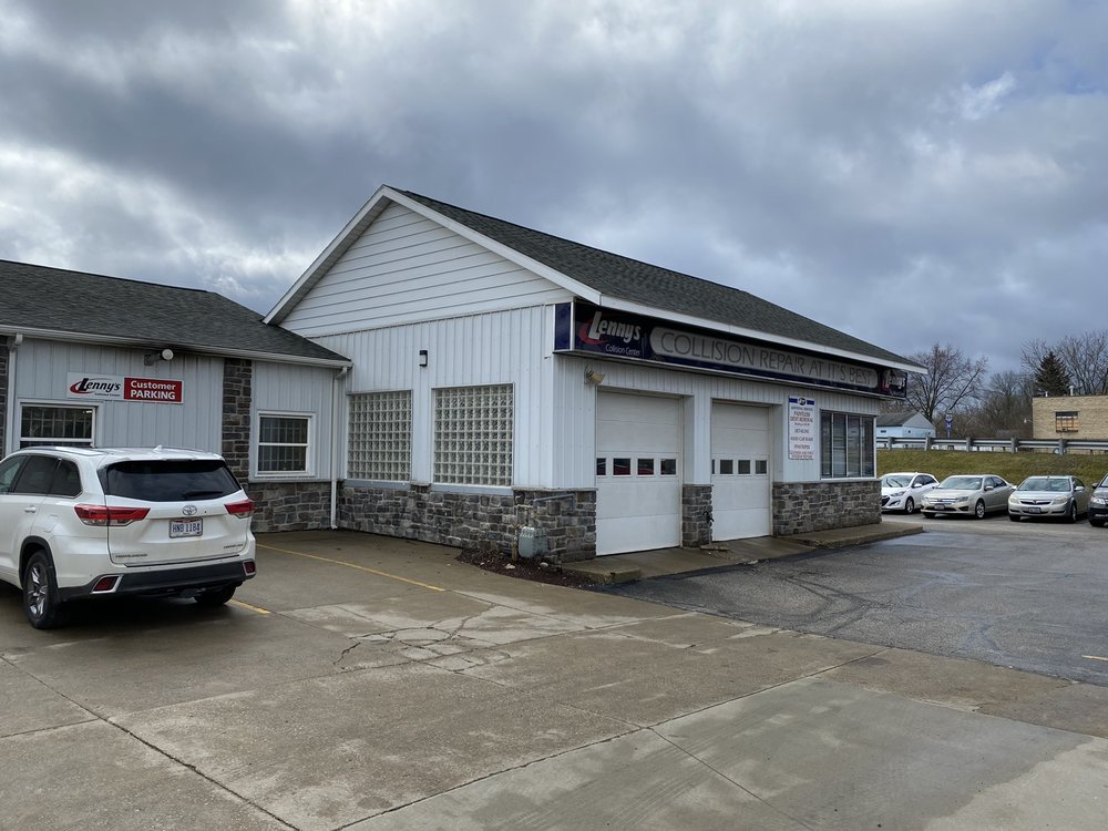 Lenny's Collision Center: 893 Wooster Rd N, Barberton, OH