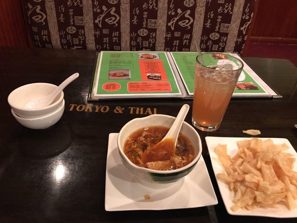Tokyo & Thai