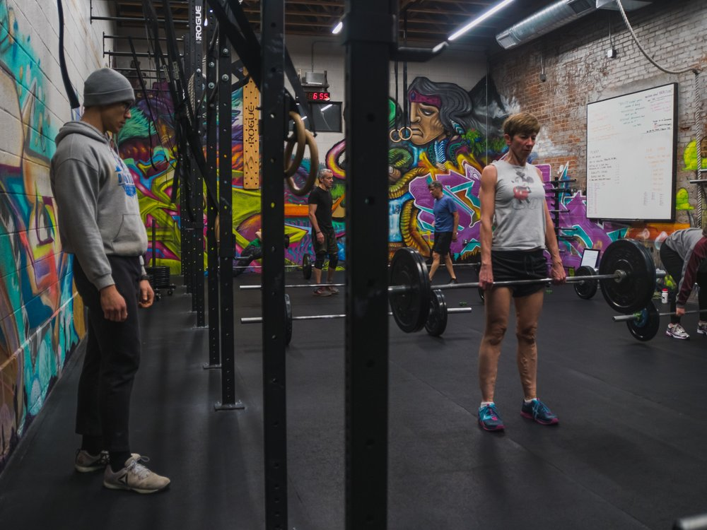 Social Spots from Catacombs Fitness