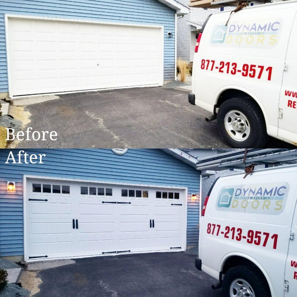 Dynamic doors 12 photos 36 avis services portes de for Porte de garage vendome avis