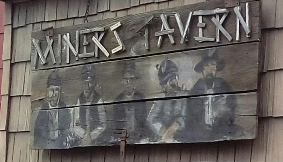 Miners Tavern: 21 Sunbury St, Minersville, PA