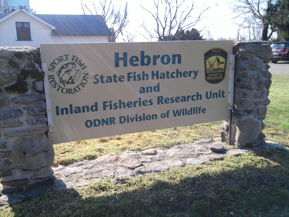 Photos for hebron state fish hatchery yelp for Fish hatchery ohio