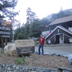Photo Of The Snowcrest Lodge Mount Baldy Ca United States A Few