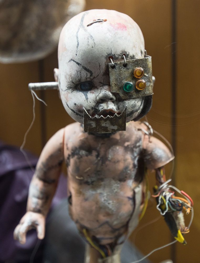 Tom Devlin's Monster Museum