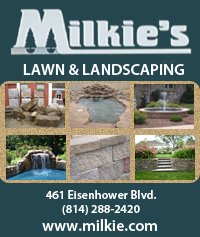 Milkie's Lawn & Garden Center: 461 Eisenhower Blvd, Johnstown, PA