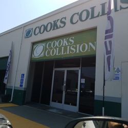 Cooks collision vacaville