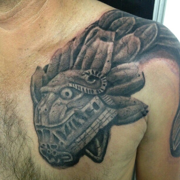Tattoo by sky at the guadalajara tattoo expo 2012 9 hours for Tattoo expo san diego