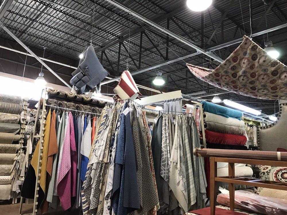 Freddy Farkel's Fabric Showplace