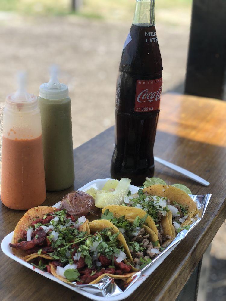 Tacos San Pedro: 511 E Goodwin Rd, Palmview, TX