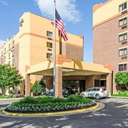 Photo Of Comfort Inn University Center Fairfax Va United States