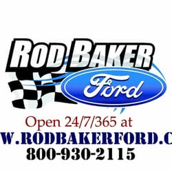 Rod Baker Ford >> Rod Baker Ford Sales 39 Resenas Concesionarios De Coches