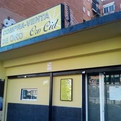 f71b638f1db7 Compra-Venta Oro Cid - Casas de empeño - Avinguda del Cid
