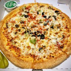 Papa John S Pizza 27 Photos 40 Reviews Pizza 4380 Lawehana St Honolulu Hi Restaurant