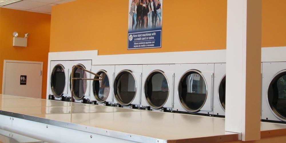 EZ Laundromat: 16 School St, Milford, MA