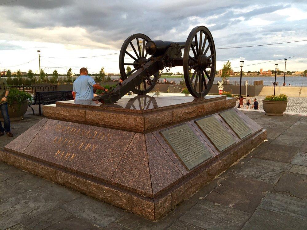 Washington Artillery Park