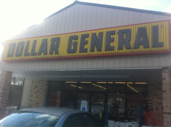 Dollar General: 117 Main St, Forest City, PA