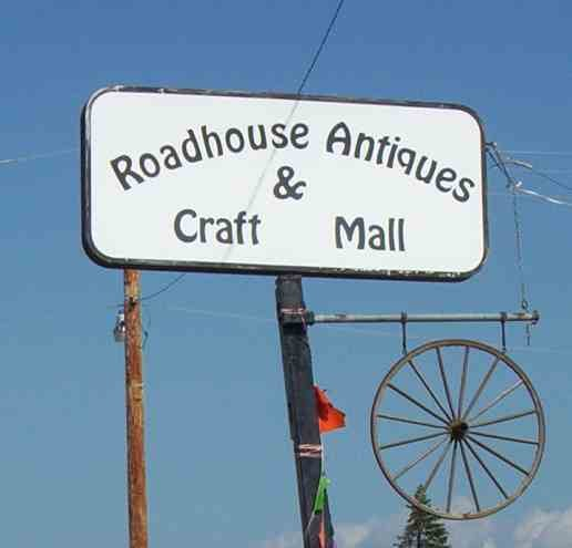 Roadhouse Antiques: 124 E State Rt 38, Creston, IL