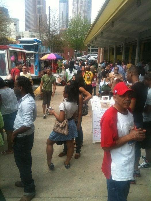 Friday Urban Picnic: Sweet Auburn Curb Market, Atlanta, GA