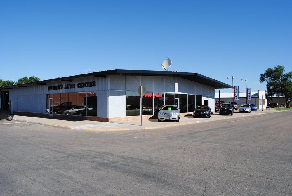 Ghumm's Auto Center: 531 S Jackson St, Hugoton, KS