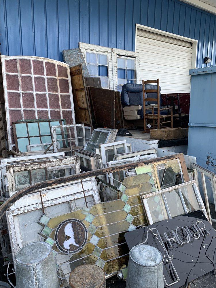The Vintage Market of Greenville: 5500 Augusta Rd, Greenville, SC