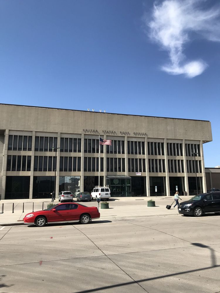 US Post Office: 700 R St, Lincoln, NE