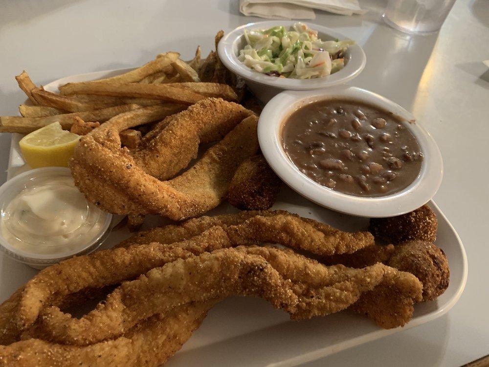 Anchor N Restaurant: Kingston, OK