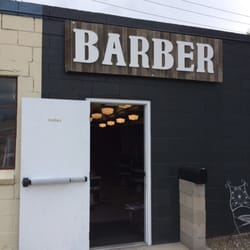 Photo of The Usual Barbershop - Denver, CO, United States. Exterior of ...