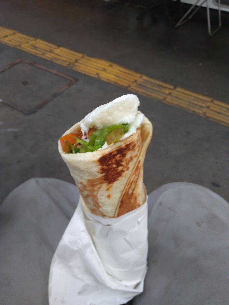 Halabi Shawarma