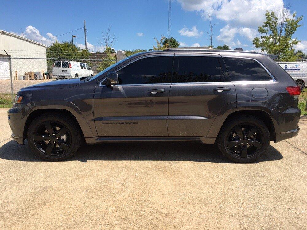 2016 Jeep Grand Cherokee with CTX 5% window tint - Yelp