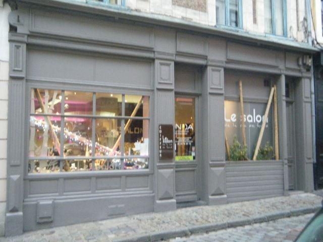 Le salon de la rue de gand hair salons 9 rue gand for Salon de lille
