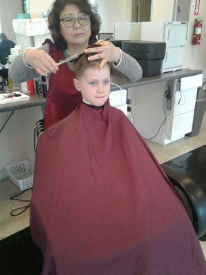 Ks Family Barber Shop 9333 Martin Way E Olympia Wa Barbers Mapquest