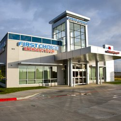 First Choice Emergency Room - Emergency Rooms - 9211 Potranco Rd ...