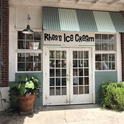 Rhea S Ice Cream Ice Cream Frozen Yogurt 1263 Gruene Rd New