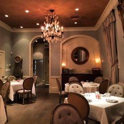 photo of blue door kitchen garden chicago il united states upstairs - Blue Door Kitchen