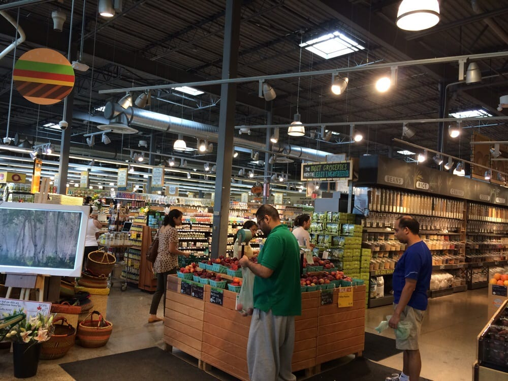 Image result for busy whole foods grocery store