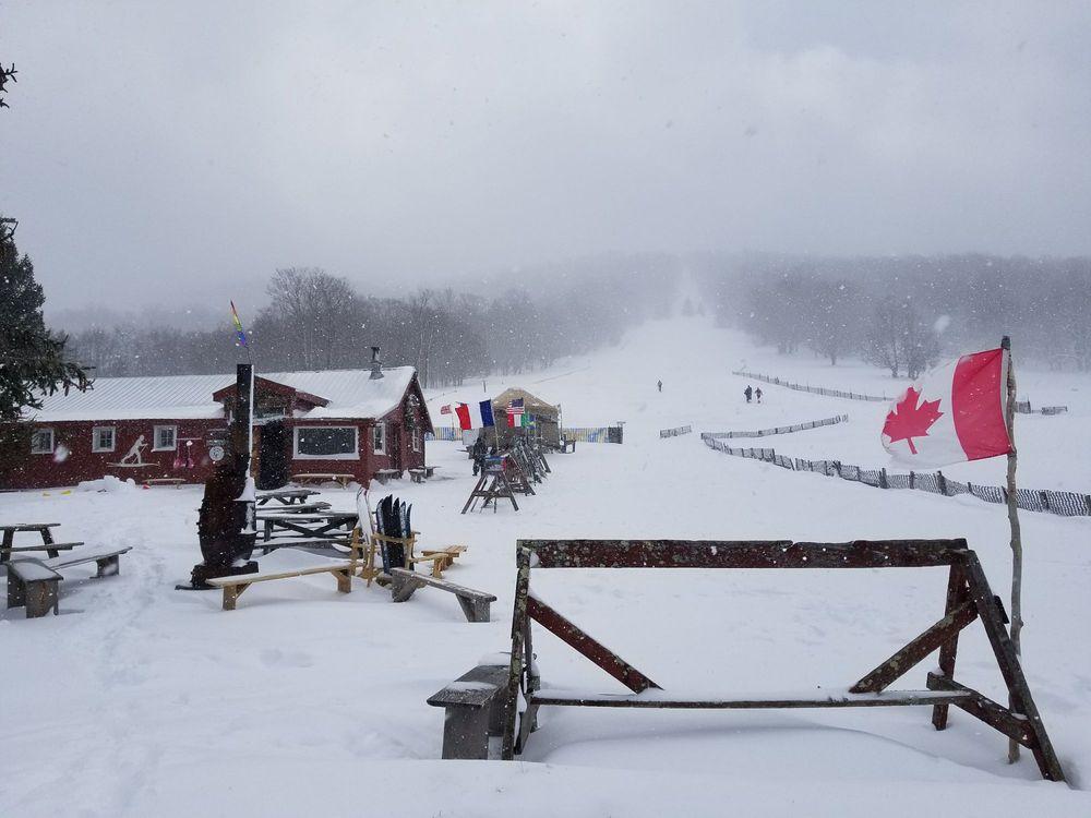 White Grass Ski Touring Center: 643 Weiss Knob Ski Rd, Davis, WV