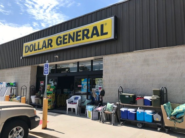 Dollar General: 110 West H Ave, Kalona, IA