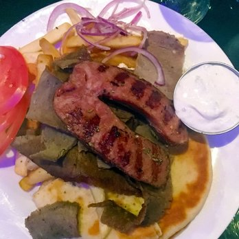 Opa Restaurant Kingston Ny