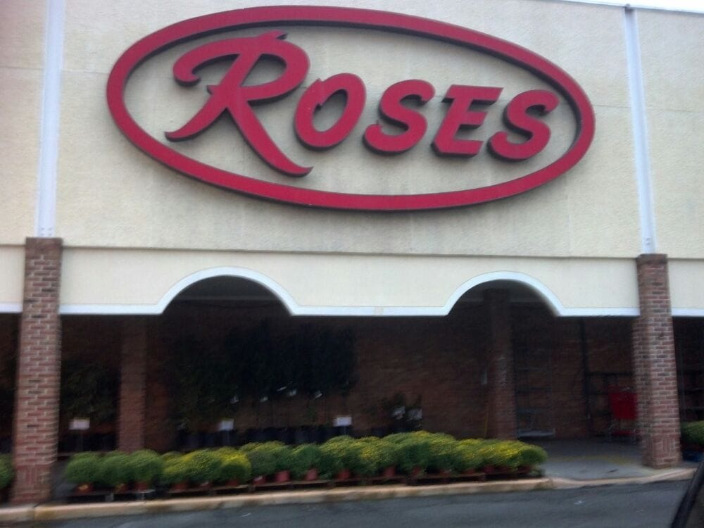 roses store department stores 105 cavalier sq hopewell va phone number yelp. Black Bedroom Furniture Sets. Home Design Ideas