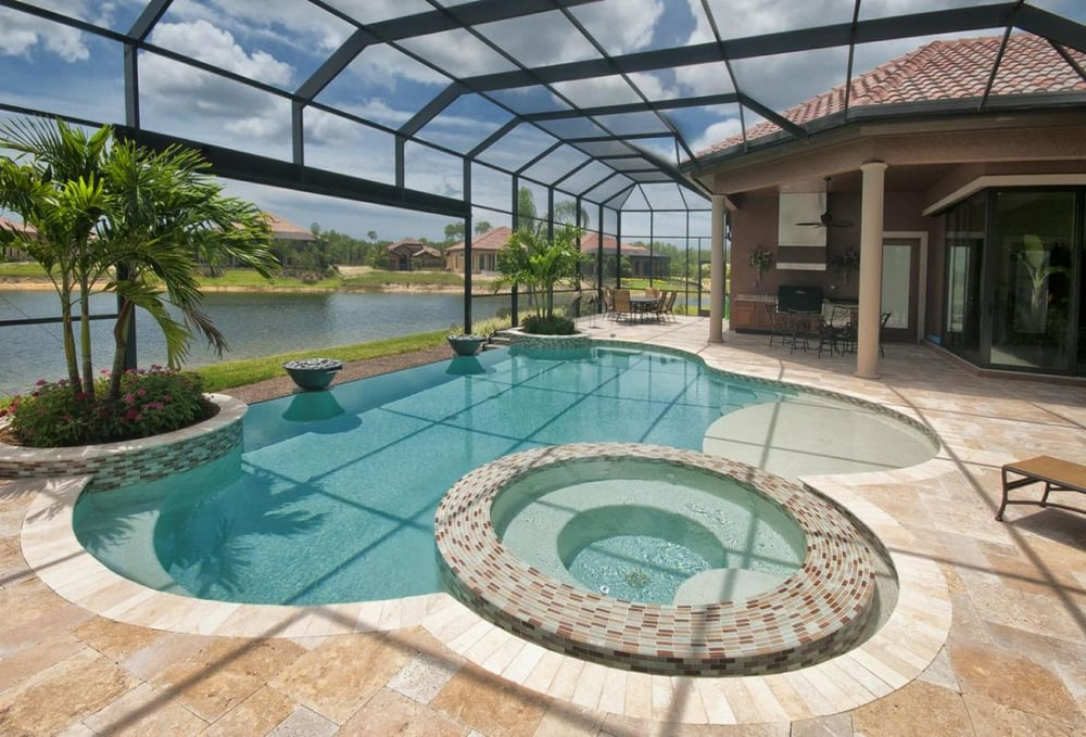 Pool Creations: 1740 East Venice Ave, Venice, FL