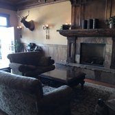 Photo Of Antlers Inn Walden Co United States Hotel Sitting Area Upstairs