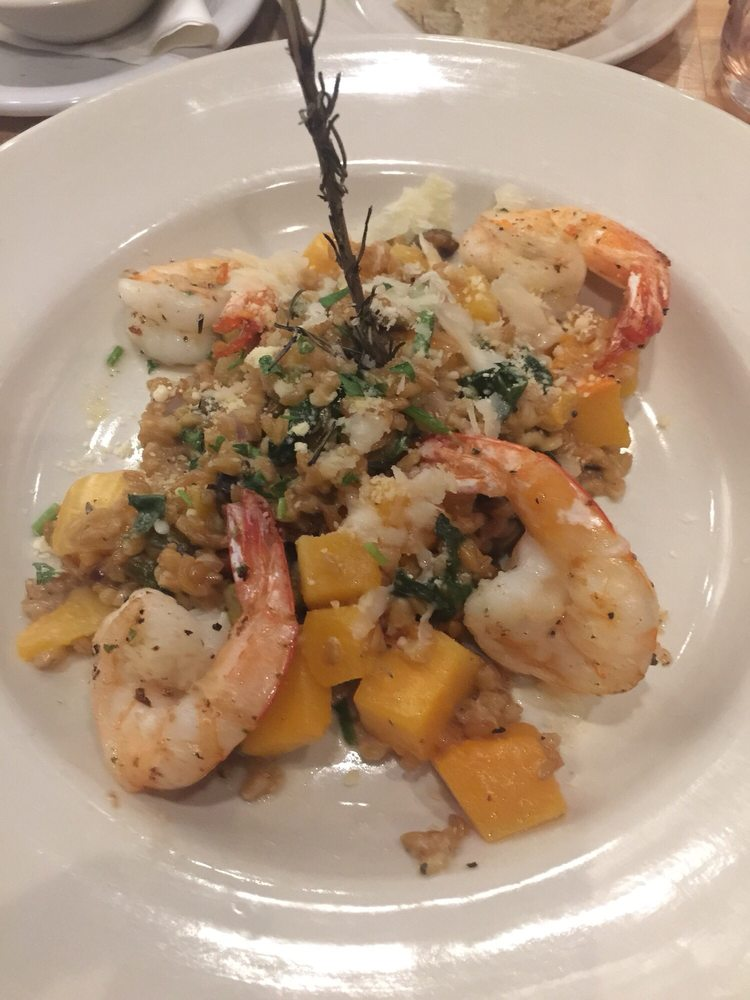 Risotto With Shrimp And Butternut Squash Yelp