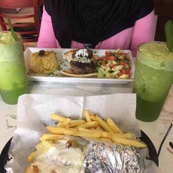 Photo Of Juicy Gyros Miami Beach Fl United States En Kabob