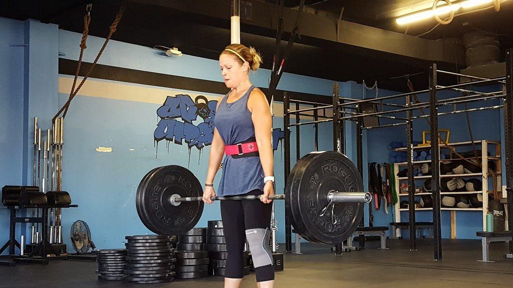 CrossFit Upper Limit