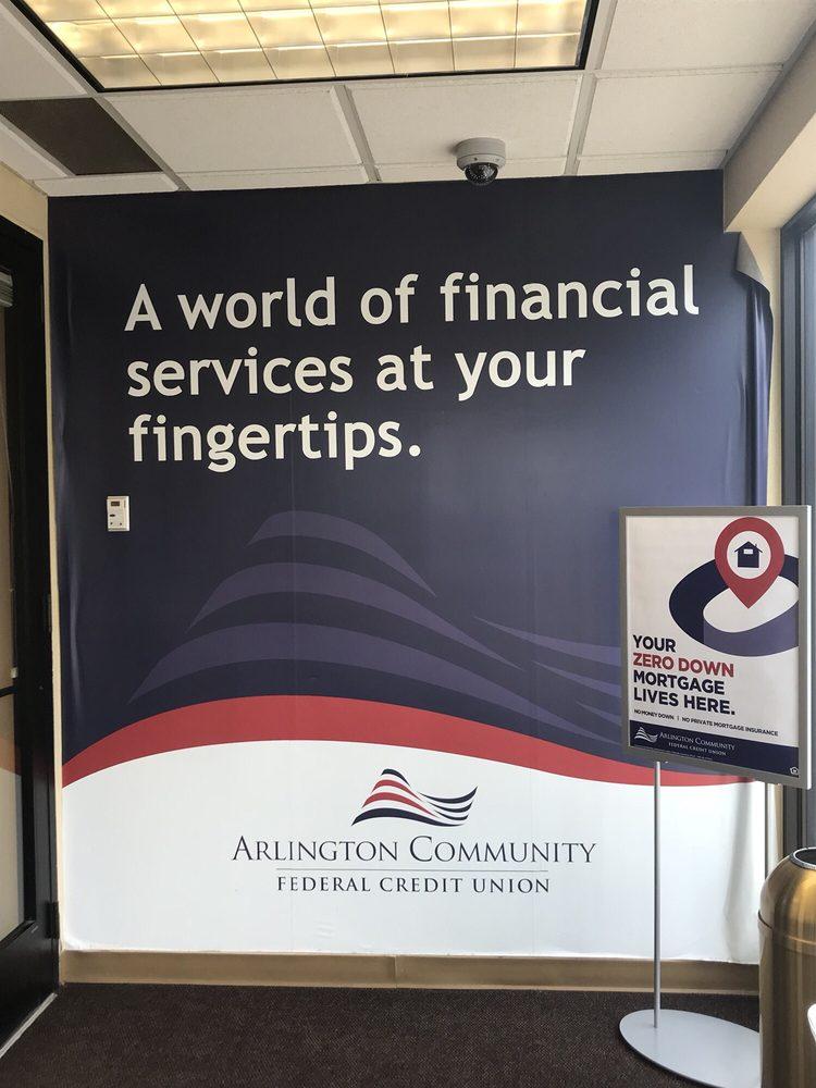 Arlington Federal Credit Union >> Photos For Arlington Community Federal Credit Union Yelp